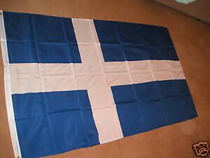 SHETLAND ISLANDS FLAG FLAGS 5'X3' BRAND NEW