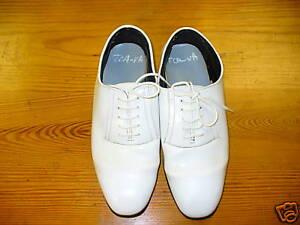 white formal shoe lace up 99135 ebay