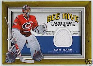CAM-WARD-2006-07-BEEHIVE-MATTED-MATERIALS-GAME-JERSEY