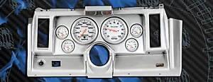 Thunder-Road-69-Camaro-BA-Dash-Panel-with-5-034-UL-Gauges