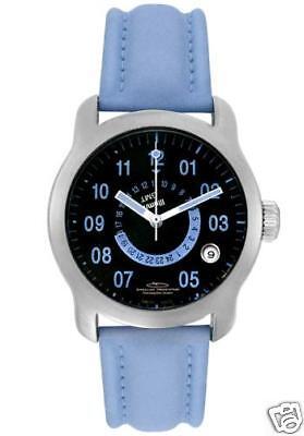 Angular Momentum Illum/V Swiss made Blue Ret$1000 NEW
