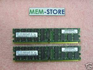 SUN-8GB-2x4GB-Memory-Kit-Sun-Fire-X4100-M2-X4227A-Z