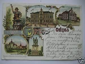 AK Ohligs 1898 Haus Hackhausen Amtsgericht Rathaus Denk - Eggenstein-Leopoldshafen, Deutschland - AK Ohligs 1898 Haus Hackhausen Amtsgericht Rathaus Denk - Eggenstein-Leopoldshafen, Deutschland