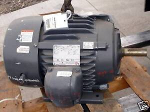 Emerson 5hp motor ebay for Emerson electric motor model numbers