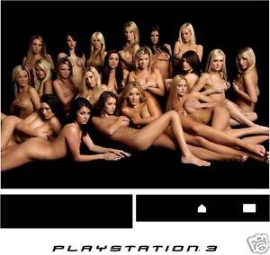 PS3-SEXY-NAKED-MODELS-PLAYSTATION-3-Vinyl-Skin-Sticker-Decal-UK