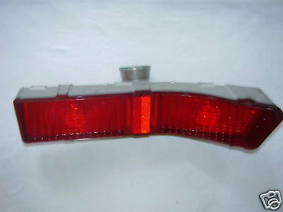 1965 Pontiac Right Hand Tail Light Lens - NOS