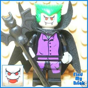 M420-Lego-Vampire-Minifig-Dual-Sided-Face-Green-HairNEW