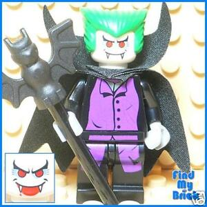 M420-Lego-Vampire-Minifigure-with-Dual-Sided-Face-Green-Hair-NEW