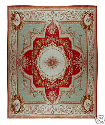 Antique-19th-C-French-Aubusson-Palace-Rug-4751