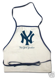 NEW-YORK-YANKEES-BBQ-BARBEQUE-GRILL-COOKING-APRON-MLB-BASEBALL