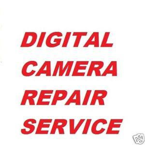 CANON-Rebel-300D-XT-350D-XTi-400D-Bent-CF-Pin-Slot-Err-Error-02-REPAIR-Service