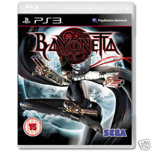 Bayonetta Sony PS3 Game BRAND NEW & SEALED !