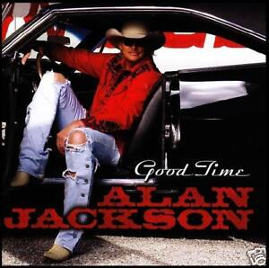 ALAN-JACKSON-GOOD-TIME-CD-MARTINA-McBRIDE-NEW