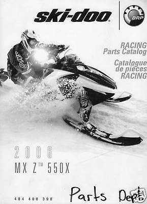 Manuals - Ski-Doo Mx - 2 - Trainers4Me on