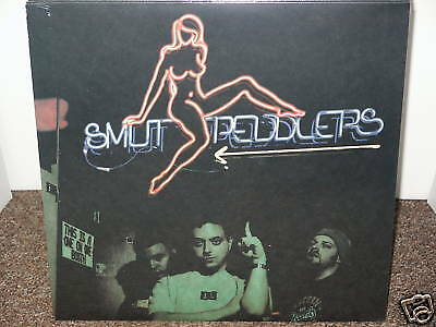 "SMUT PEDDLERS / FIRST NAME SMUT 12"" US 1999 SEALED  HIP HOP VINYL RAWKUS RECORDS"