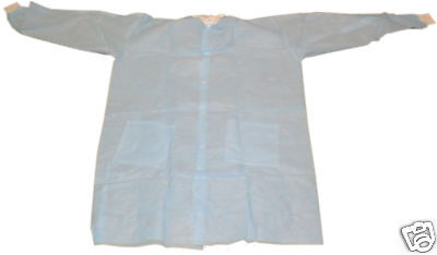 Medium Chemical Resistant Lab Coat