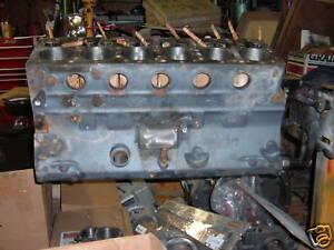 CONTINENTAL-6-CYLINDER-F-209-ENGINE-SHORT-BLOCK