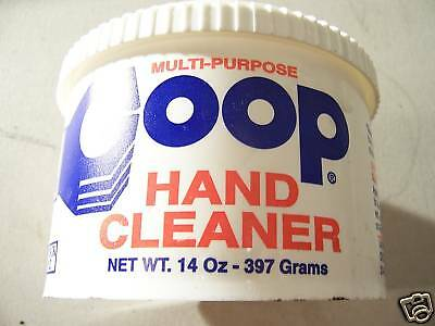 3x / 14oz Goop Hand Cleaner / Clothing Stain Remover >>>this Stuff Is Awesome