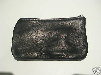 SMALL-REAL-LEATHER-BAG-pouch-wallet-coin-purse-new-zip