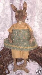 PRIMITIVE-RABBIT-PRIM-BUNNY-DOLL-EASY-TO-MAKE-SPRING-AND-EASTER
