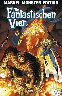 Marvel Monster Edition #29 FANTASTISCHEN VIER   + TOP +