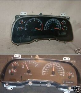 Image Is Loading Dodge Ram 1500 2500 3500 Sdometer Auto Gasoline