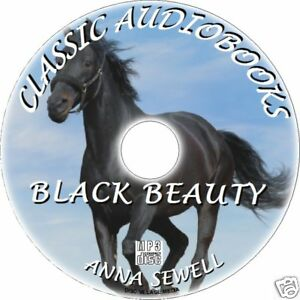BLACK-BEAUTY-CLASSIC-MP3-CD-AUDIO-BOOK-BY-ANNA-SEWELL-UNABRIDGED-ENGLISH-LANG