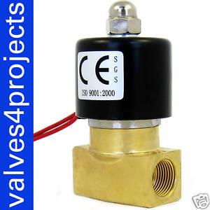 3-8-034-Electric-Solenoid-Valve-12-Volt-DC-FKM-VITON-Air-Water-Gas-Fuel-B20V