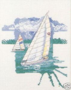 Cross-Stitch-Chart-Pattern-Sailing-Yachts-Paul-Brent