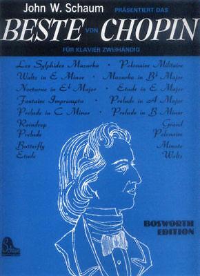 Das Beste von Chopin Noten für Klavier leicht