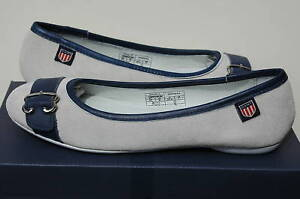 Gant Footwear Ballerines Lydia Chaussures Femme 37 Mocassins Mary Jane UK4 Neuf