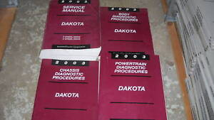 2003-Dodge-Dakota-Service-Repair-Shop-Manual-Set-OEM-03