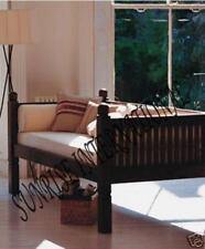 Elegant Wooden Daybed / Divan with mattress & cushion ( beds )