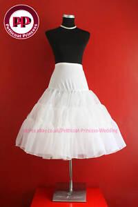 Lady-50-039-s-Underskirt-Rock-n-039-Roll-Petticoat-TUTU-26-034