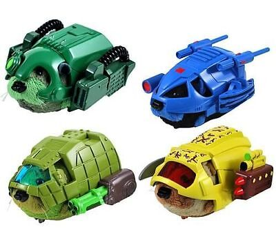 Kung Zhu Pets Special Forces Battle Armor & Power Tablet Code Action Figure