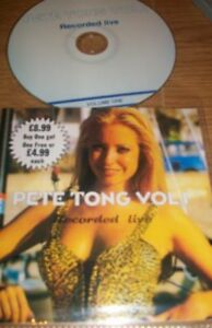 Pete tong vol 1 old skool classic house club dj mix cd for Classic house volume 1