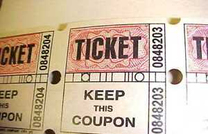 Raffle-Tickets-2-Part-2000-Consecutively-Numbered-NEW-Special-Events-Admission