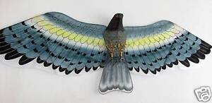 HUGE 3D Black Hawk Kite, Family/School/Activity Holiday