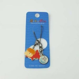 JAPAN-PONYO-ON-THE-CLIFF-PONYO-FISH-METAL-KEY-CHAIN