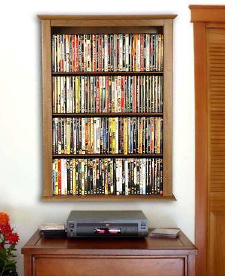 Wall Mount Cd Dvd Storage Rack 342 Cd 160 Dvd 5 Color Ebay