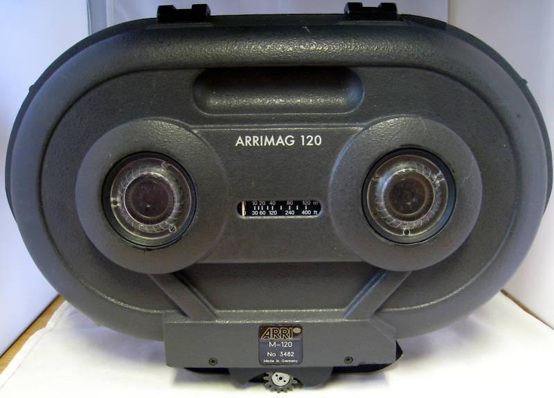 Arri 435es Camera 120m 400