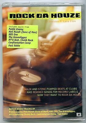 Rock Da Houze (dvd) Public Enemy, Krs One, Hell Razah, Brand