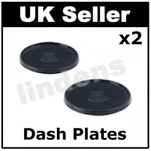 2 x Dash Mount Disc for TomTom GO 550/750/950 Live NEW