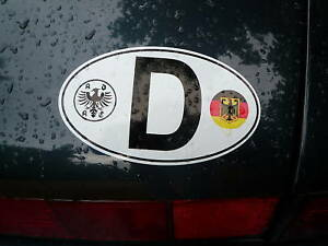 D-DEUTSCLAND-GERMANY-ADAC-German-Roundel-Car-Stickers