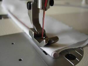 Kederfuß 6,4 mm, links Keder Nähfuß für Nähmaschine mit NADELTRANSPORT