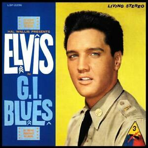 ELVIS-PRESLEY-G-I-BLUES-SOUNDTRACK-D-Remaster-CD-NEW
