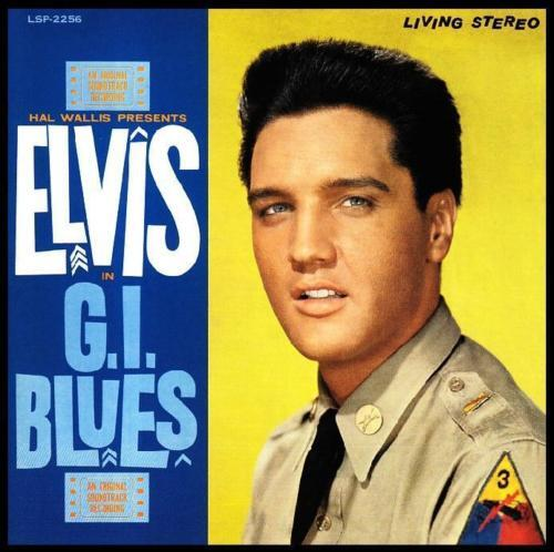 ELVIS PRESLEY - G.I. BLUES SOUNDTRACK D/Remaster CD GI *NEW*