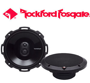 Rockford Fosgate Punch 6.5 inch 3 Way Speakers
