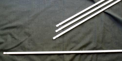Brother Knitting Needle Sponge Bar/retaining Bar 4.5mm Standard Machine