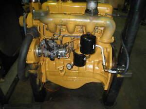 Case-207-Backhoe-dozer-engine-rebuilt